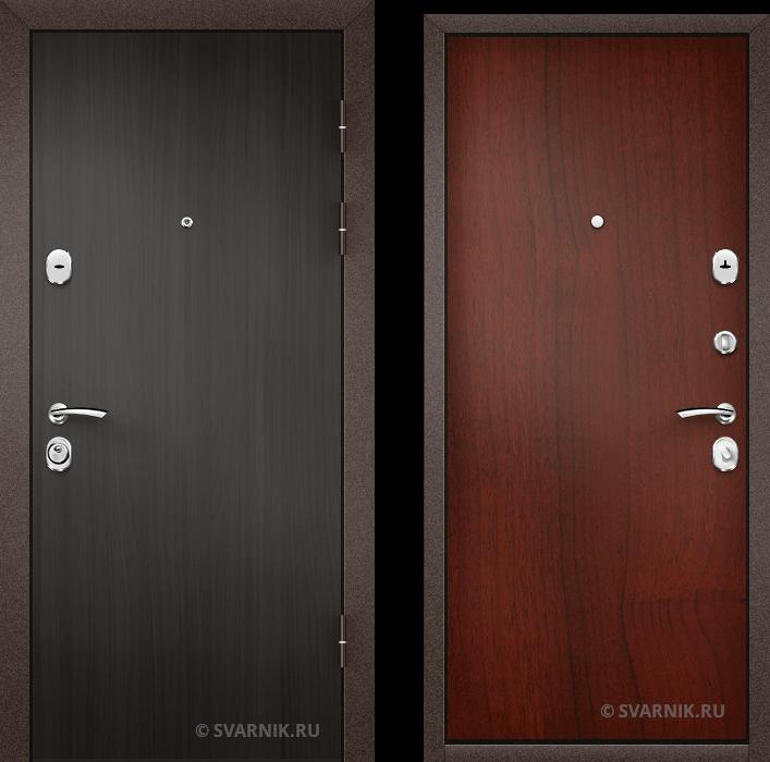 Дверь входная с установкой в квартиру ламинат - ламинат