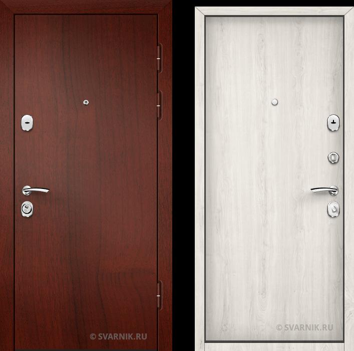 Дверь входная с шумоизоляцией в дом ламинат - ламинат