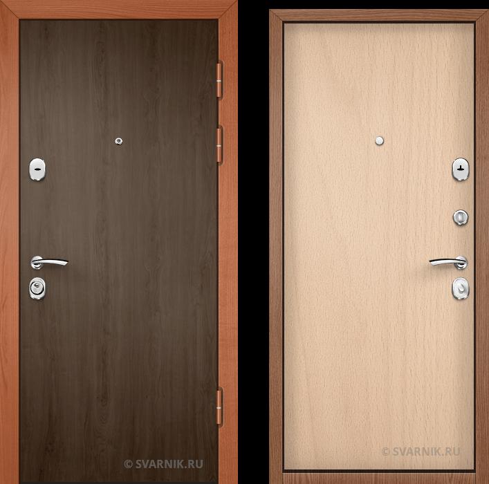 Дверь входная с шумоизоляцией в квартиру ламинат - ламинат