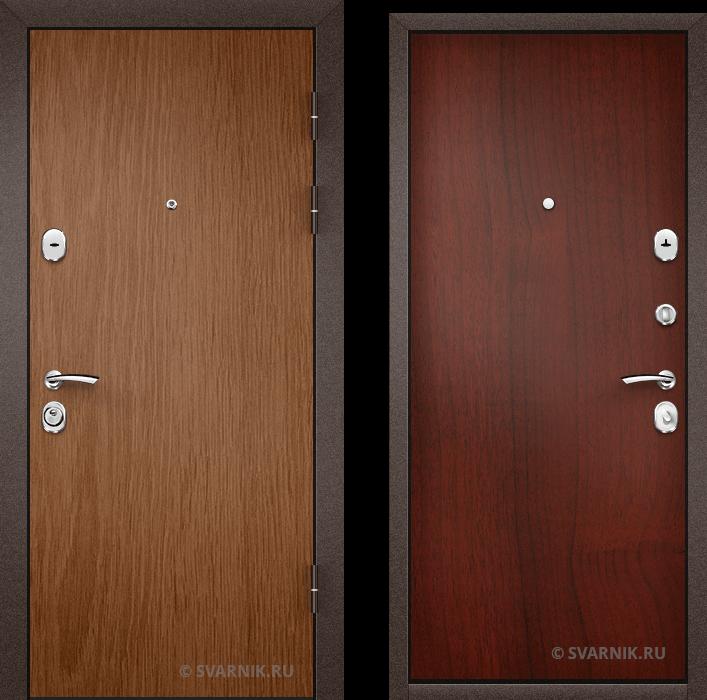 Дверь входная утепленная в квартиру ламинат - ламинат