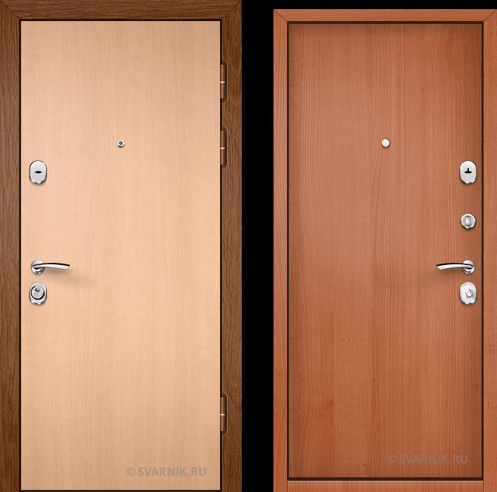 Дверь входная с терморазрывом уличная ламинат - ламинат