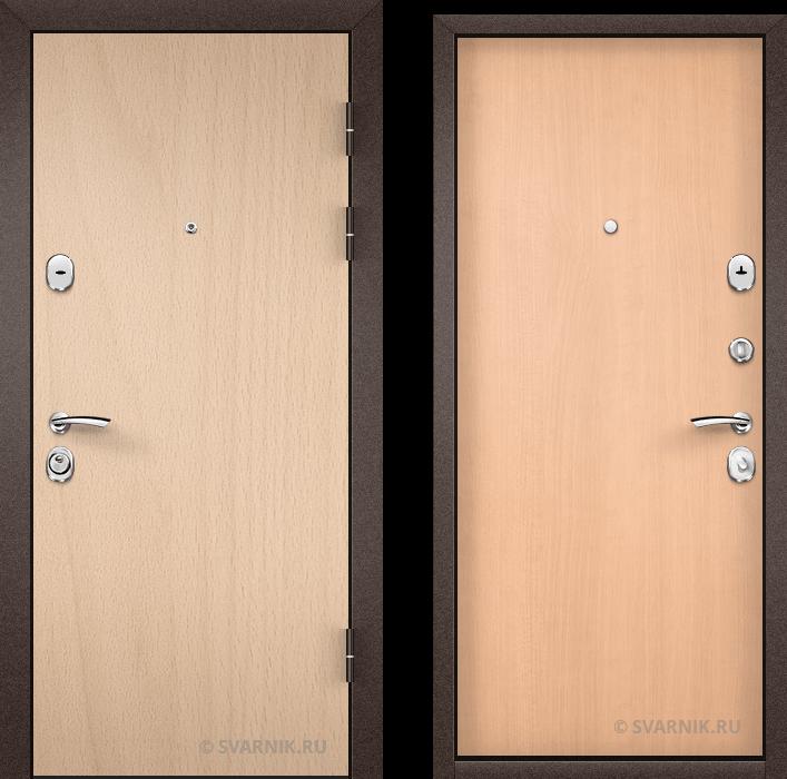 Дверь входная усиленная в квартиру ламинат - ламинат